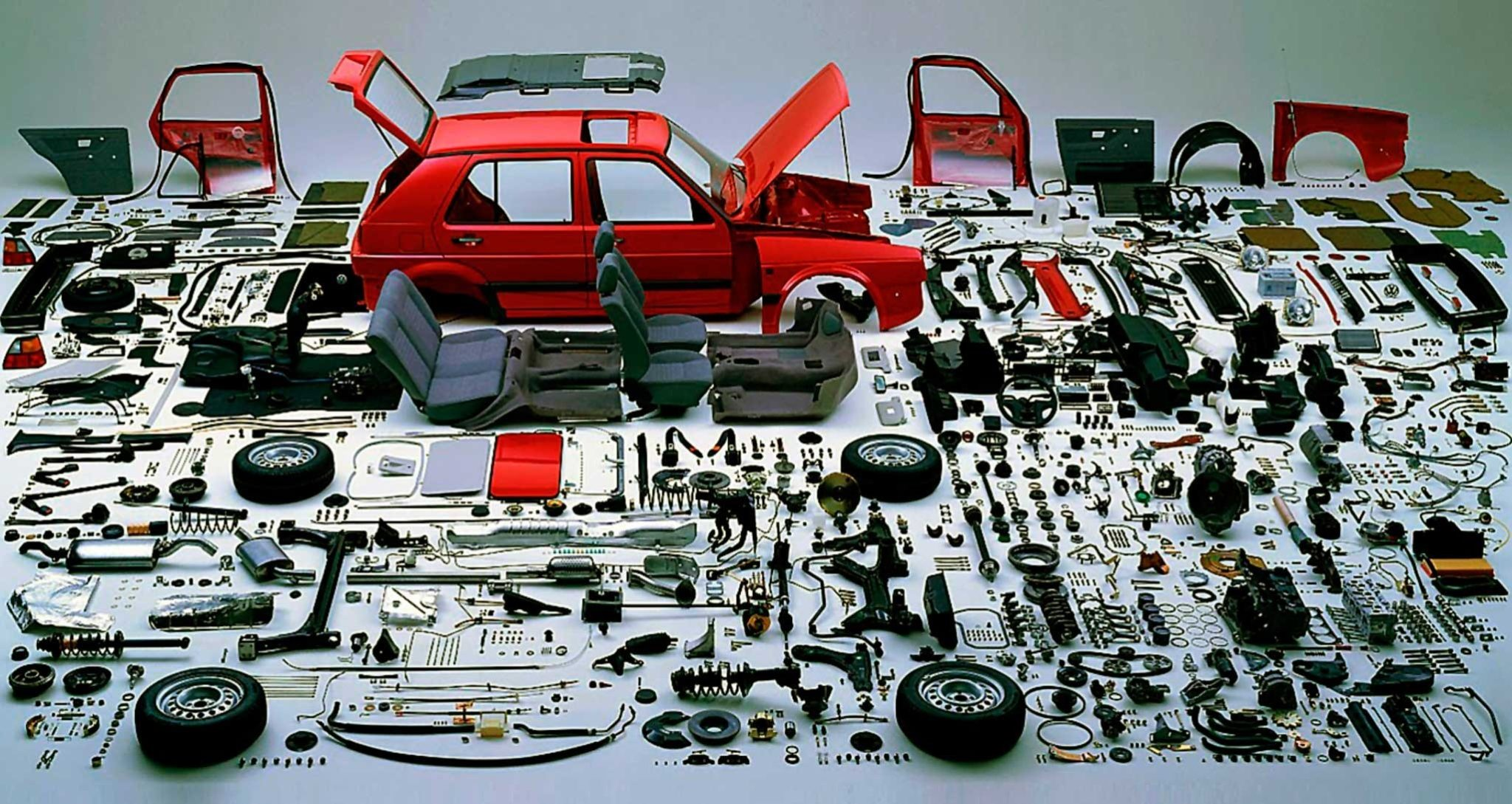 Top Best automobile auto components spare parts manufacturing company in india