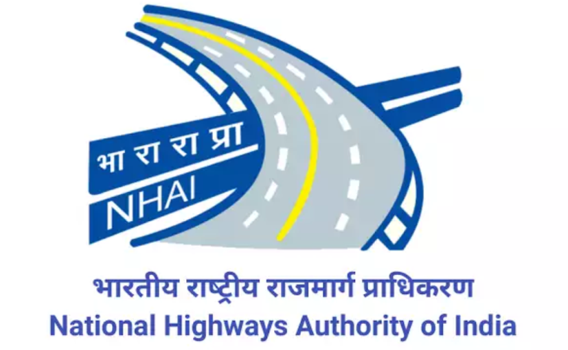 NHAI Logo National Highways Authority of India