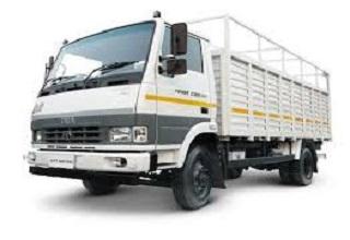 19 ft LCV Mini Truck Light commercial  Goods Transport Vehicles India