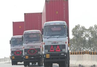 Container Transportation india