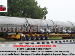 heavy odc cargo road transportation problems