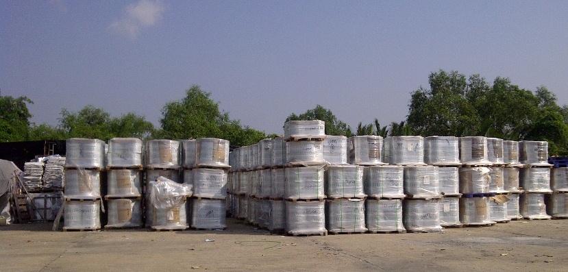 raw materials transportation