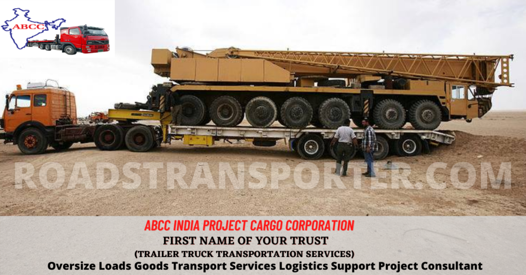 30ft to 60ft open lowboy low bed platform  commercial mechanical trailer trolley trucks for heavy haulage oversize loads and odc cargo   transportation