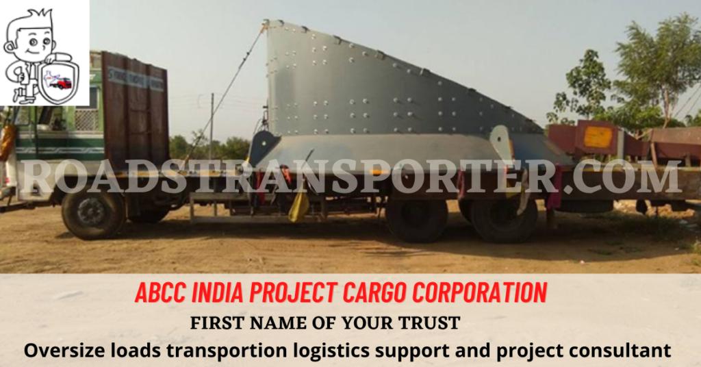28 feet / 32 feet open platform Trucks for oversized loads and odc cargo transportation