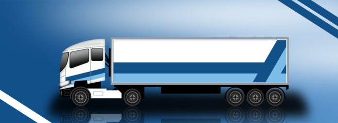 container truck png
